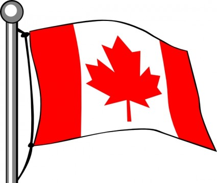 Canadian flag clip art free vector for free download about 6.