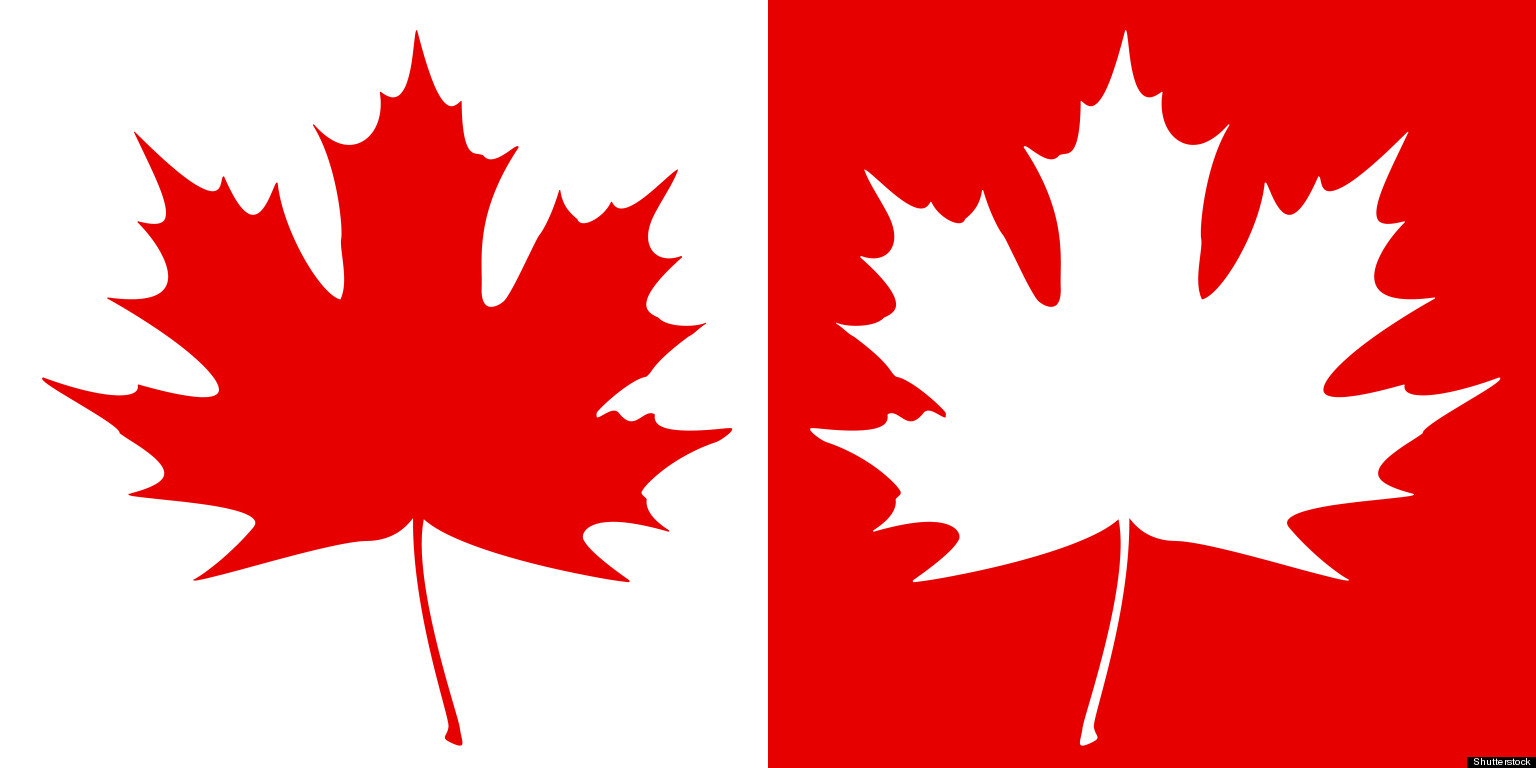 Canadian Maple Leaf Silhouette at GetDrawings.com.