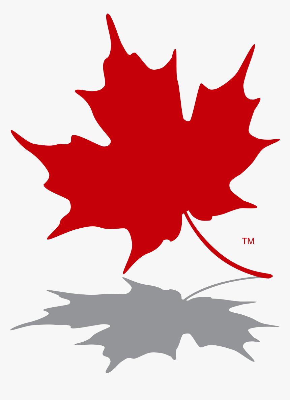 Maple Leaf Logo Red.