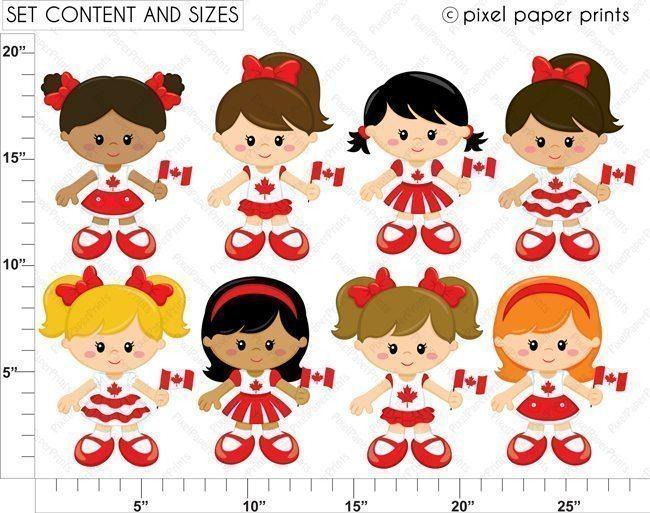 Canadian Girls.