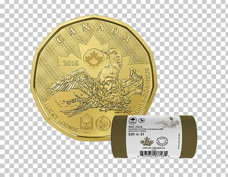 Canada Loonie Dollar Coin Royal Canadian Mint PNG, Clipart, Banknote.