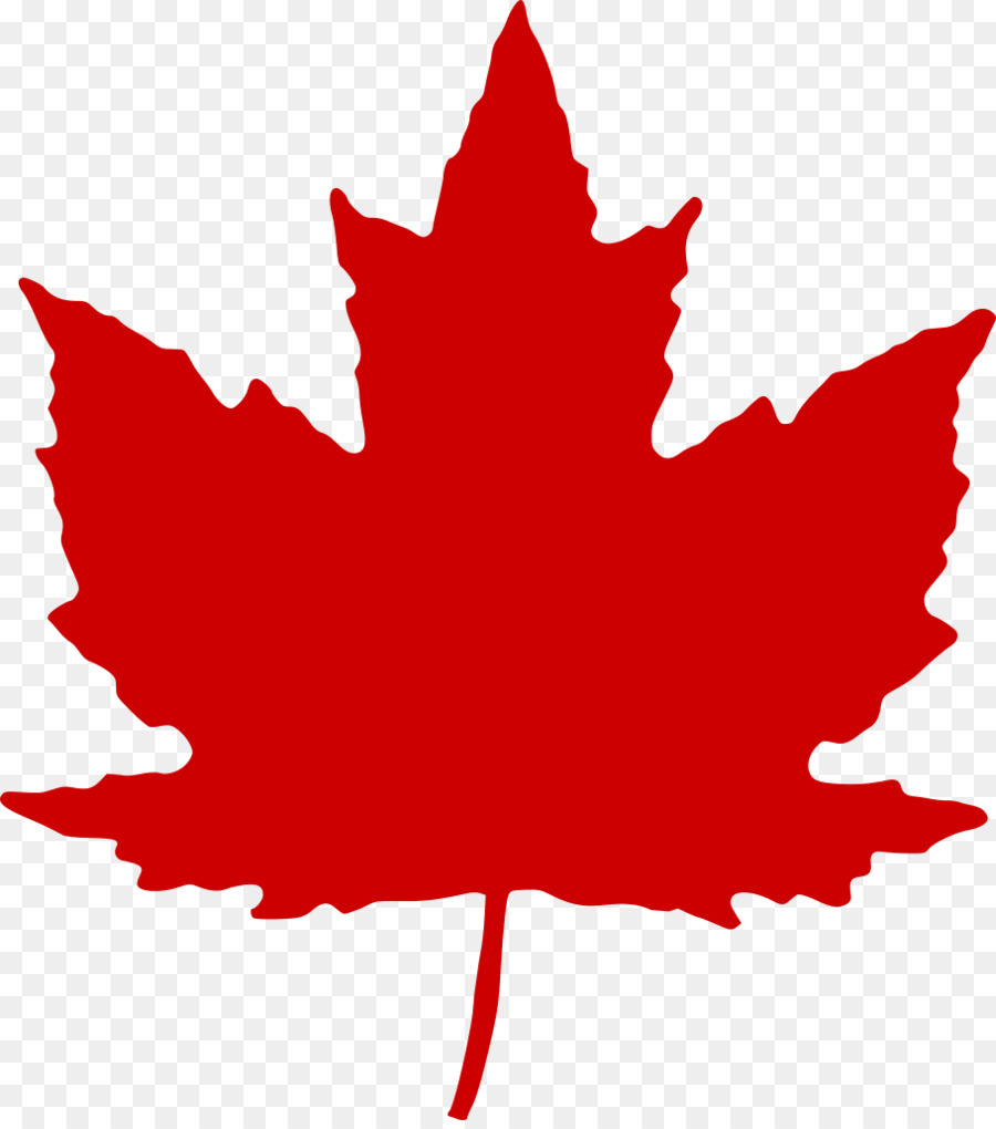 Canada Maple Leaftransparent png image & clipart free download.