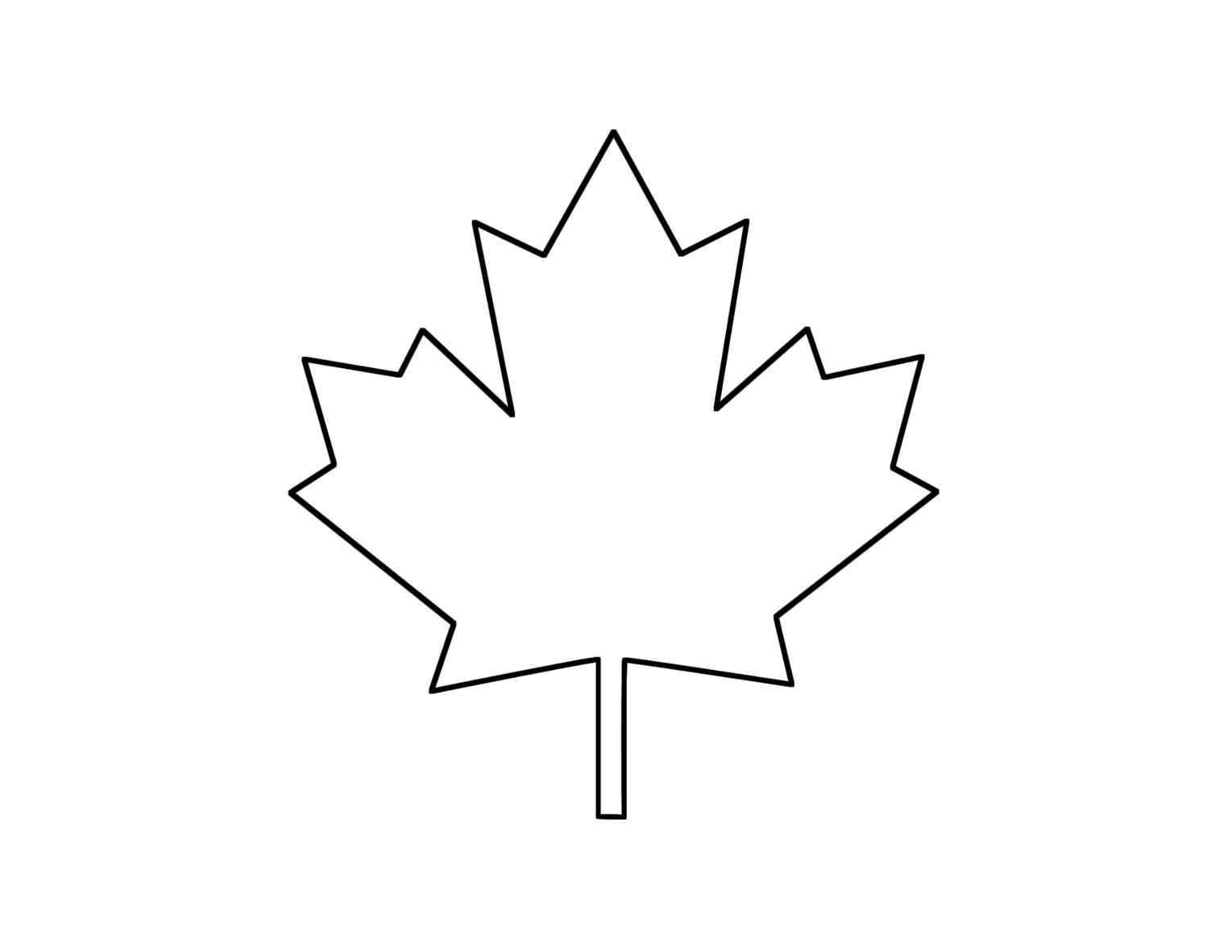 Free Canadian Maple Leaf, Download Free Clip Art, Free Clip.
