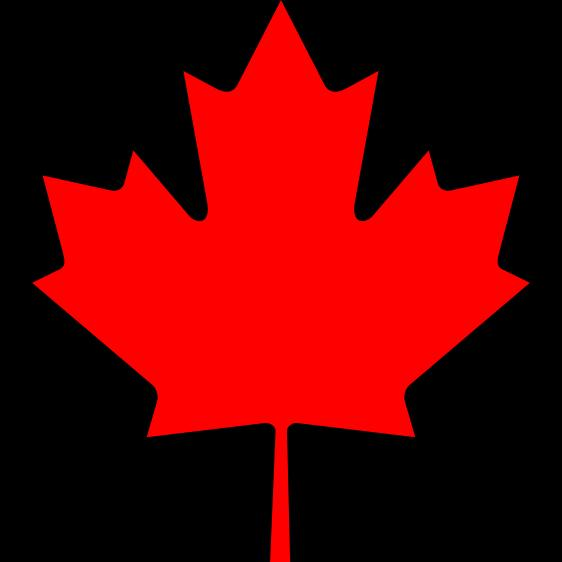 Canada maple leaf Logos.