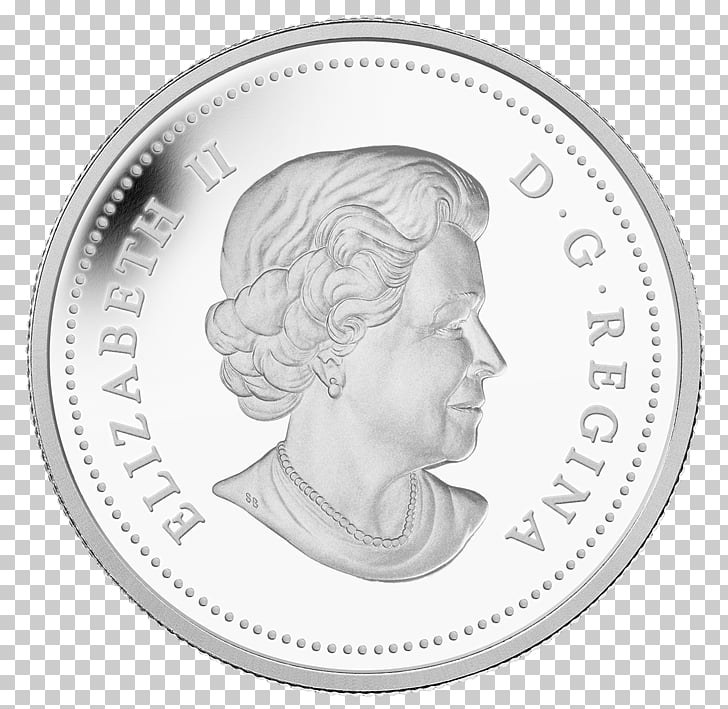 Canada Royal Canadian Mint Silver coin Dime, silver coins.