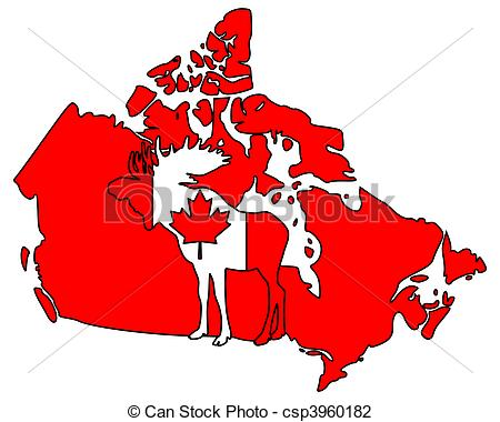 Canadian moose.