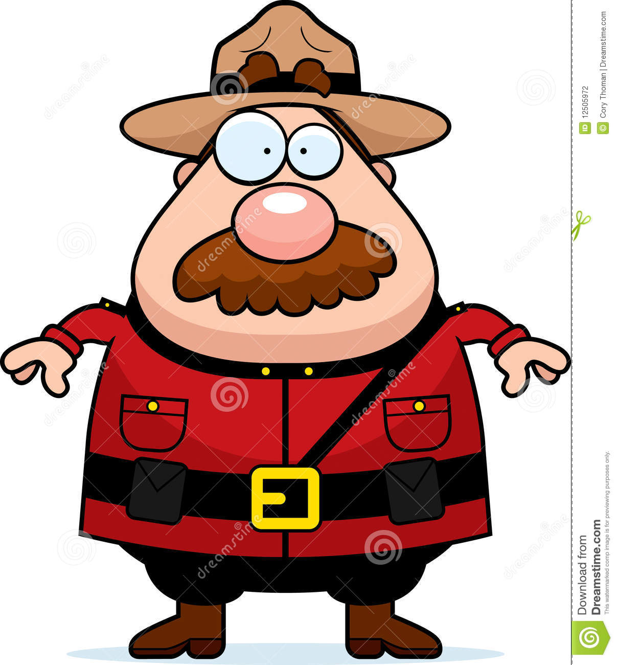 Canadian mountie clipart 4 » Clipart Station.