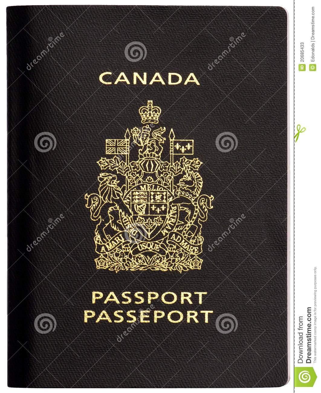 Canadian passport clipart 9 » Clipart Portal.