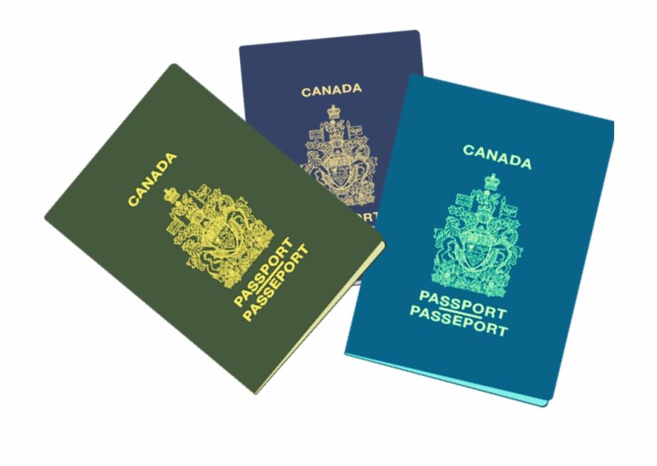 Canadian Passports.