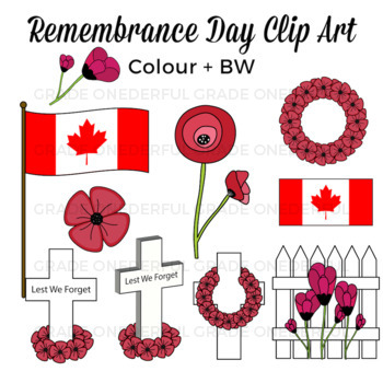 Remembrance Day Clipart.