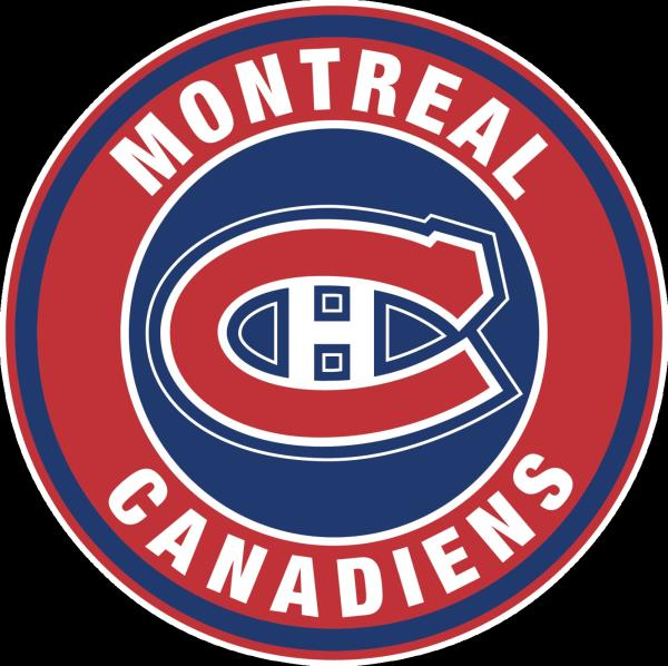 Details about Montreal Canadiens Circle Logo Vinyl Decal / Sticker 5  Sizes!!!.