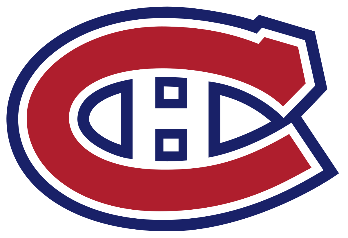 Montreal Canadiens Logo transparent PNG.