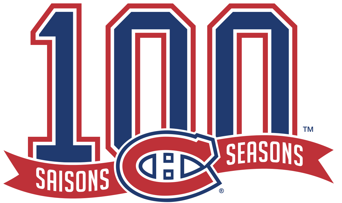 Montreal Canadiens centennial.