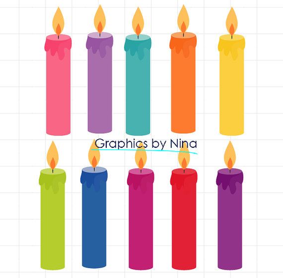Candles clipart clip art birthday, Candles clip art birthday.