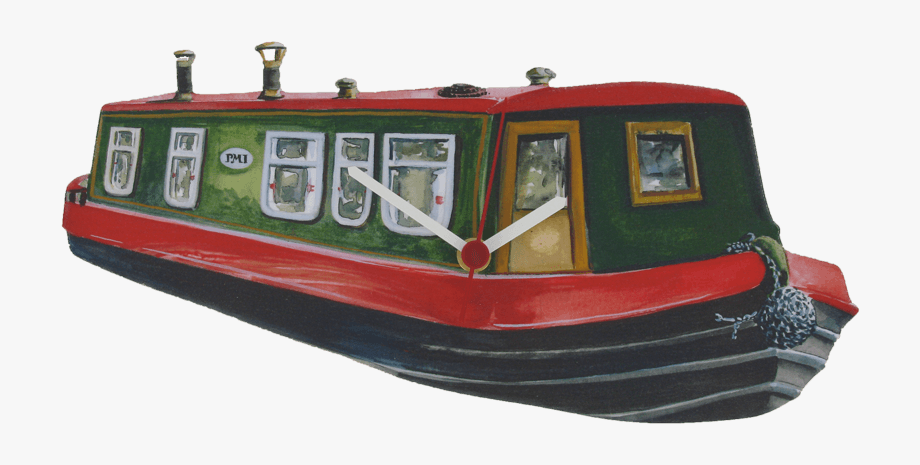 Png Canal Boat & Transparent Images.