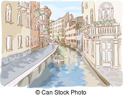 Canal Illustrations and Clipart. 4,317 Canal royalty free.