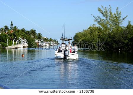 Florida Keys Fishing Stock Photos, Royalty.