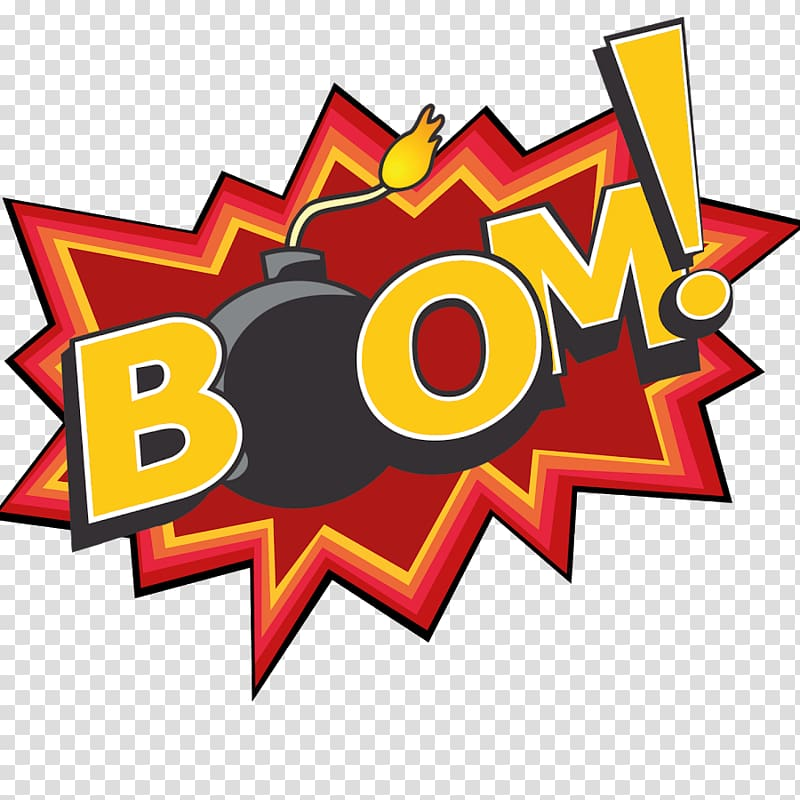 Boom illustration, BOOM! YouTube Television channel Canal.