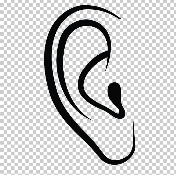 Ear Canal Computer Icons Symbol PNG, Clipart, Black, Black And White.