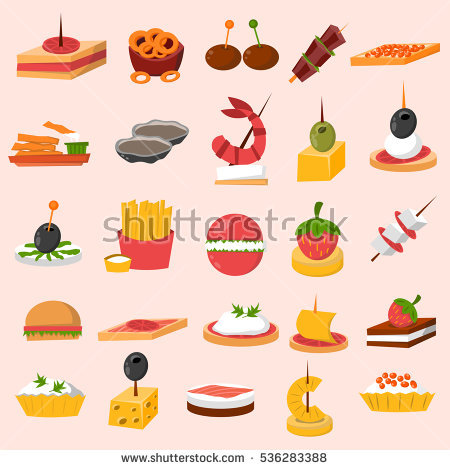 Canape Stock Images, Royalty.