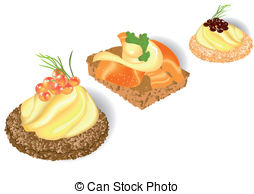 Canapes Clip Art Vector and Illustration. 117 Canapes clipart.