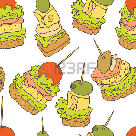 369 Canapes Stock Vector Illustration And Royalty Free Canapes Clipart.