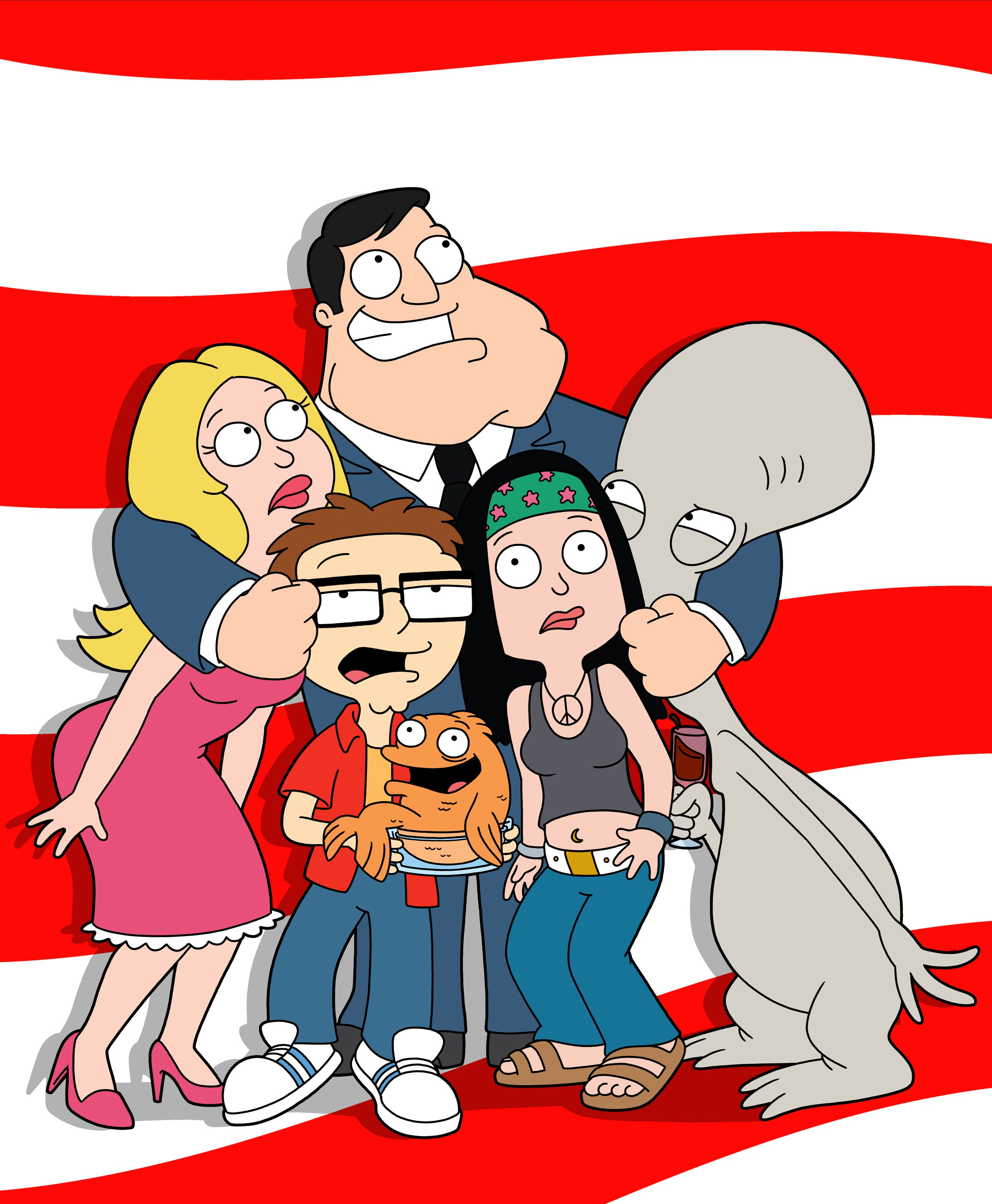 12 DAYS OF CHRISTMAS REVIEW: AMERICAN DAD.