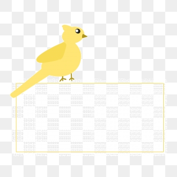 Canary Png, Vector, PSD, and Clipart With Transparent Background for.