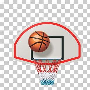 Tablero de baloncesto tablero trasero, canasta de baloncesto.