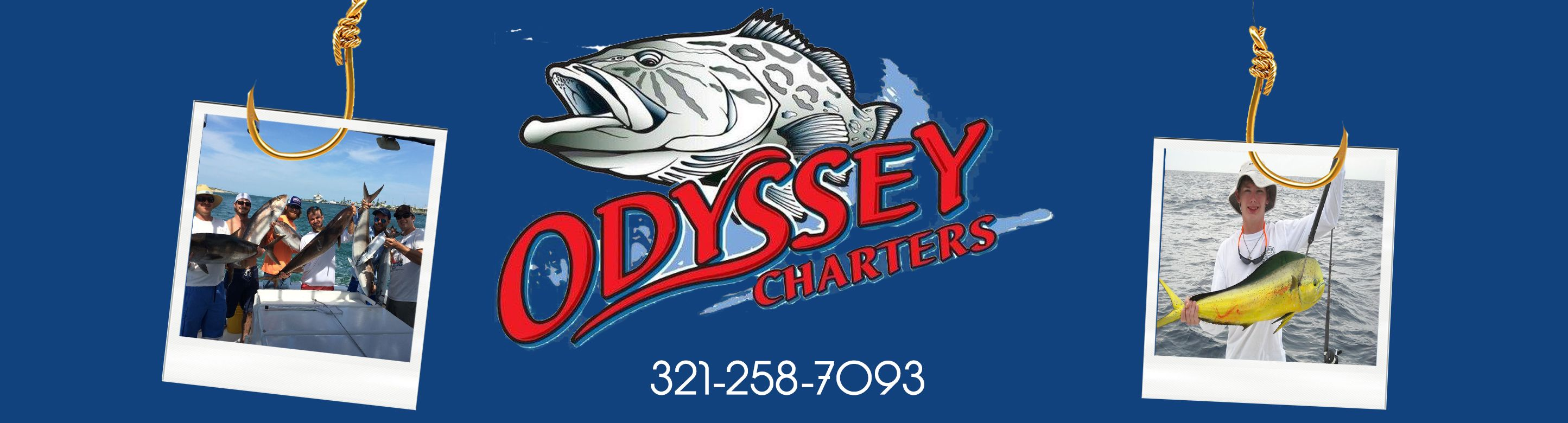 Odyssey Fishing Charters in Cape Canaveral, FL.