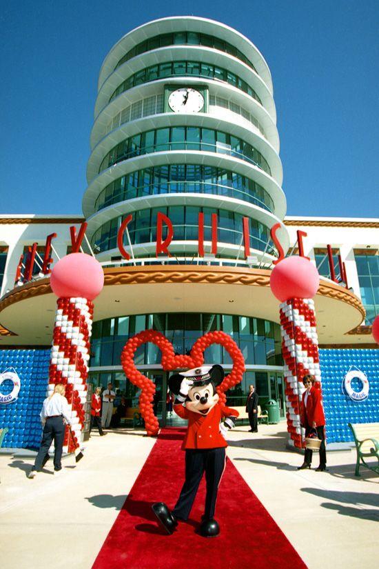 Disney Cruise Line.