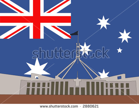 Canberra Day Clip Art.