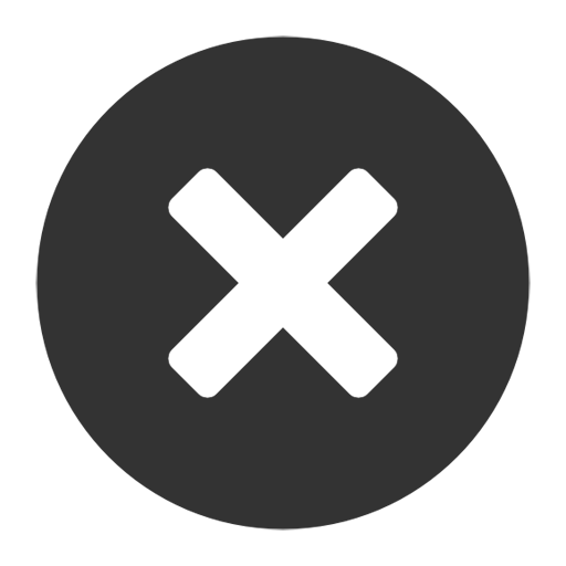 cancel png image.
