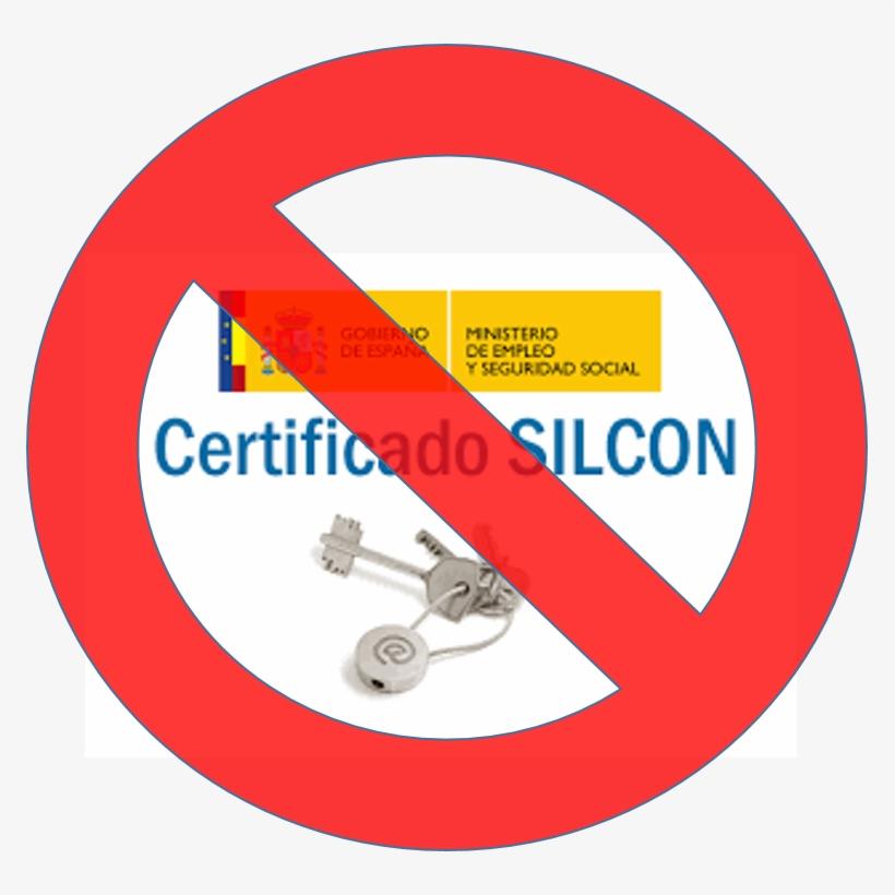Silcon Certificado Cancelado.
