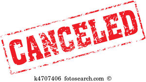 Canceled Clip Art and Illustration. 4,099 canceled clipart vector.