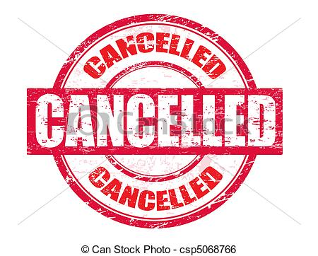 Cancelled Illustrations and Clipart. 2,262 Cancelled royalty free.