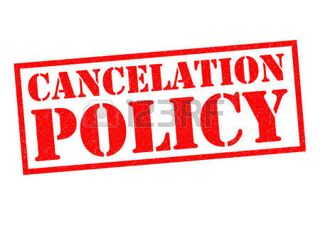 2,098 Cancellation Stock Vector Illustration And Royalty Free.