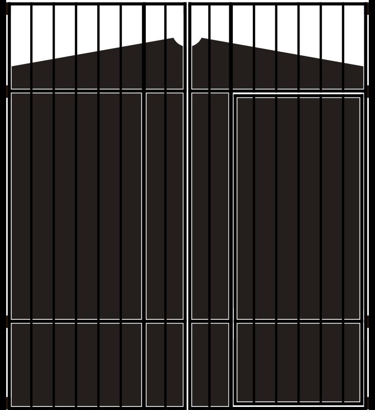 Free Clipart: Gate.