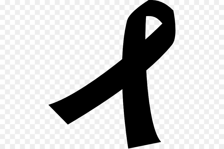 588 Awareness Ribbon free clipart.