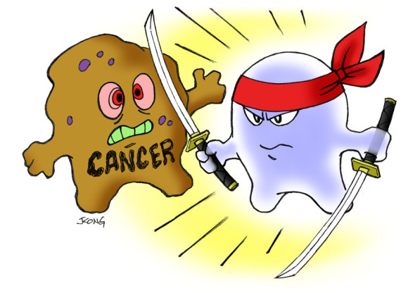 Cancer clipart.