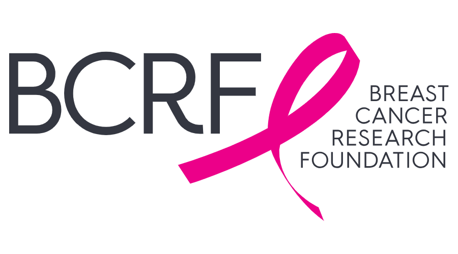 BREAST CANCER RESEARCH FOUNDATION (BCRF) Vector Logo.