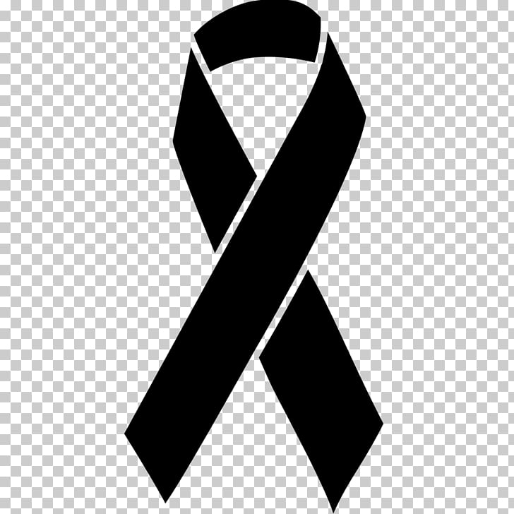 cancer ribbon clipart black and white 20 free Cliparts ...