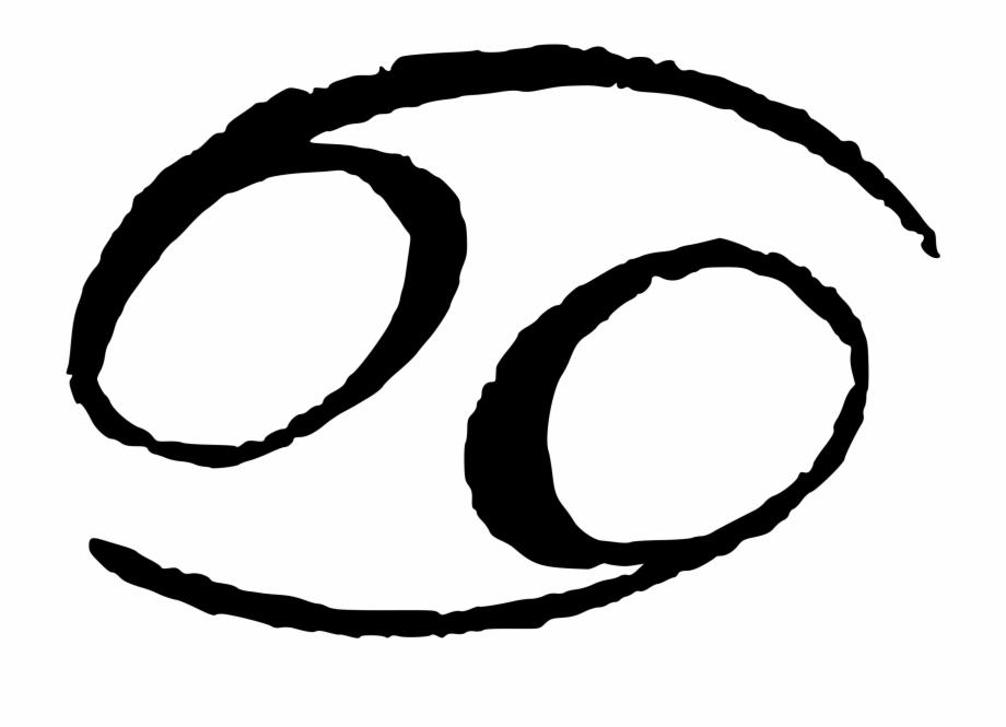 Download Cancer Zodiac Symbol Png Transparent Picture.