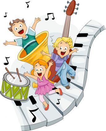 playing children cartoon vector set.