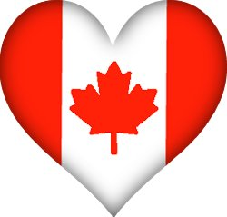 Free Canada Day Clipart.