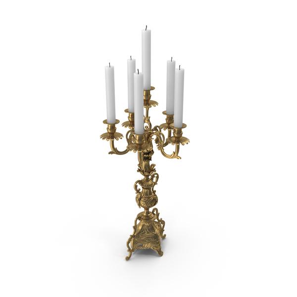 Baroque Candelabra PNG Images & PSDs for Download.