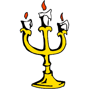 Candelabra clipart, cliparts of Candelabra free download.
