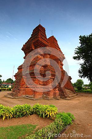 Majapahit Stock Photo.