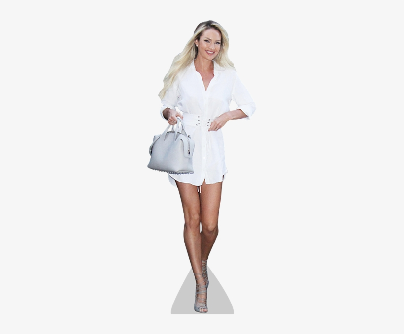 Candice Swanepoel Transparent PNG.