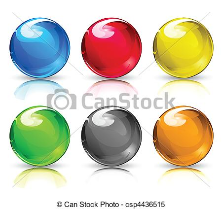 Glass Marbles Clipart Clipground